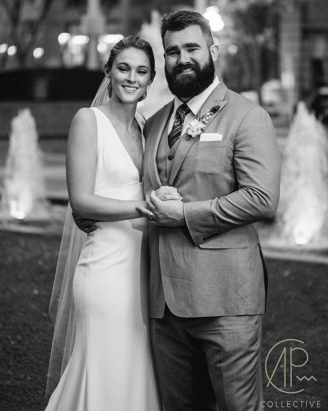 Jason Kelce, Wedding, Philadelphia, Eric Scott Gold, DJ
