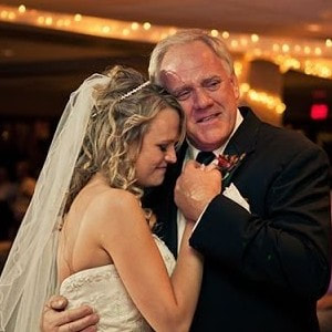 Top 50 Father & Daughter Dance Songs To Play At A Wedding